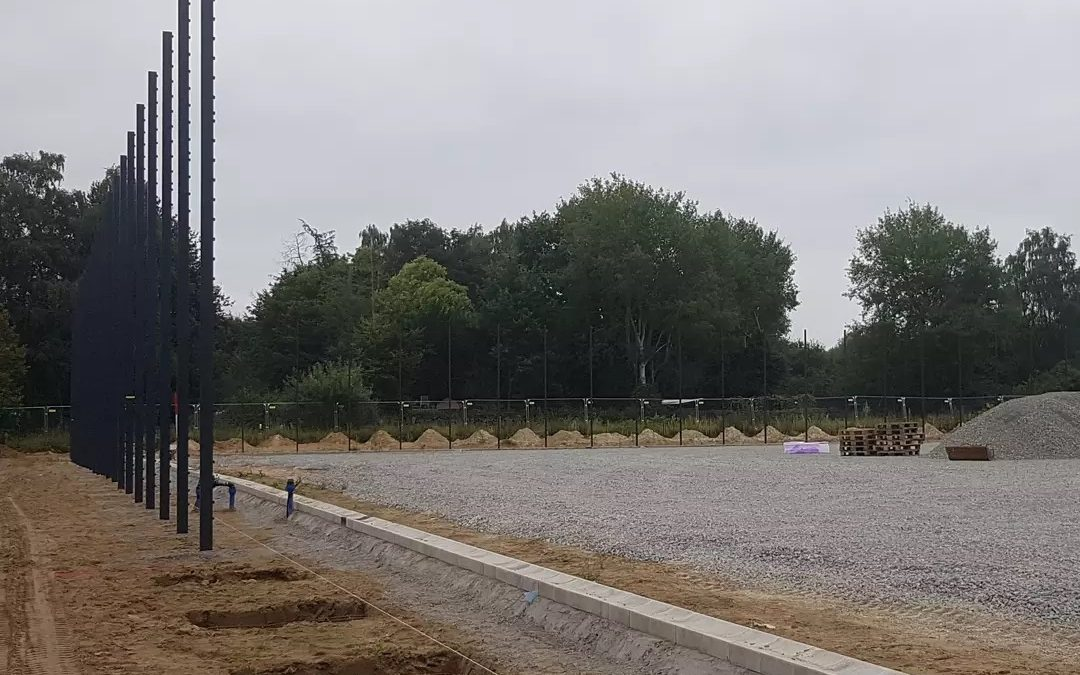 Update Baustelle TSV Handorf